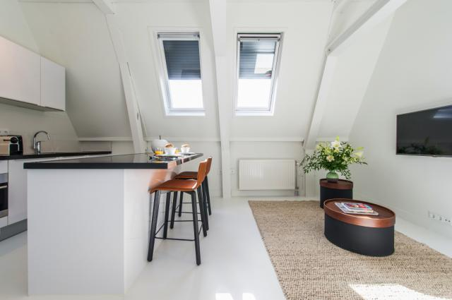 Yays Zoutkeetsgracht 1-bedroom Apartment
